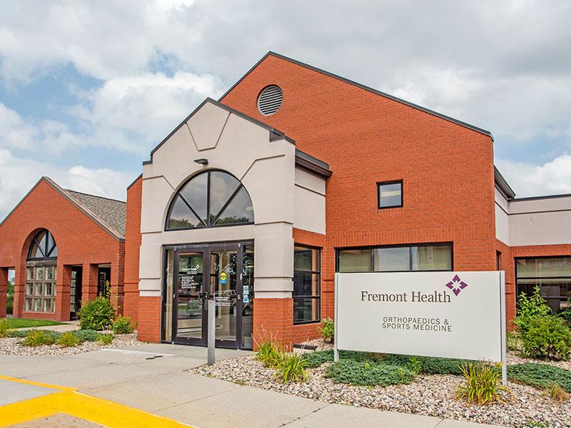Fremont Health entrance