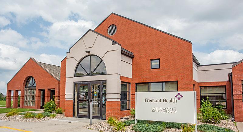 Fremont health exterior