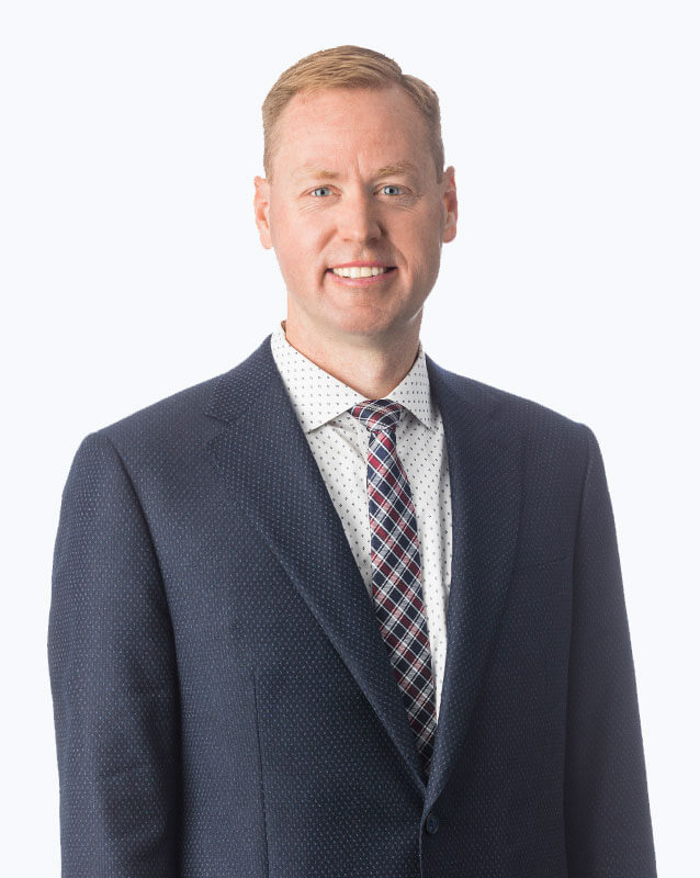 Kevin Grosshans, foot & ankle orthopedic surgeon