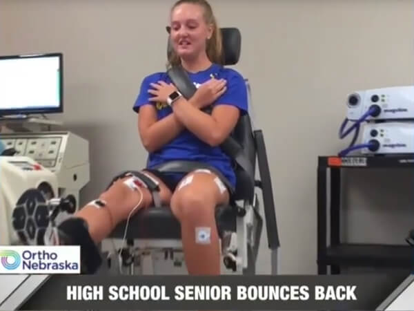 he Road to Recovery: Lauren Rongisch