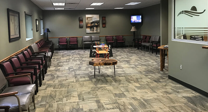 Norfolk Waiting Room