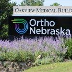 Street Sign for Oakview Medical Building