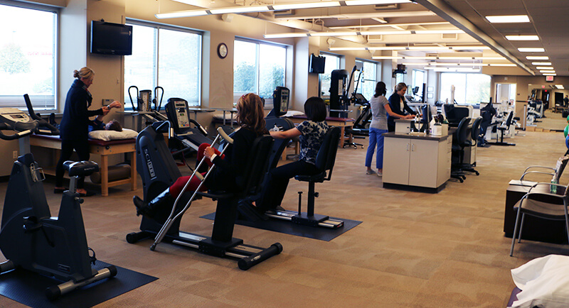 Inside Physical Therapy