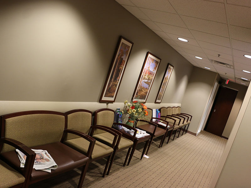OrthoNebraska Rheumatology Interior