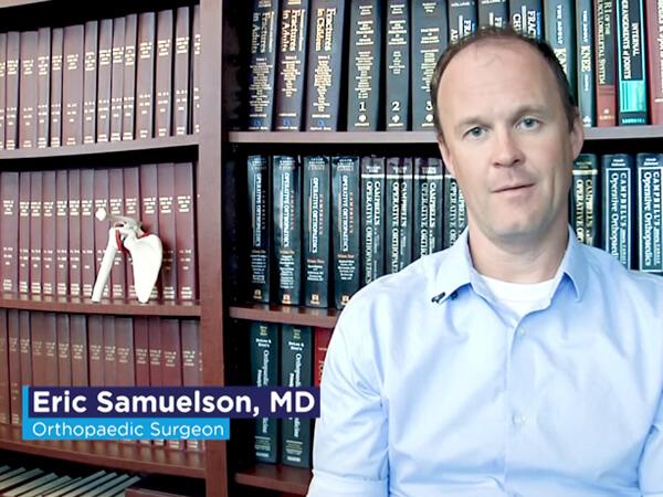 Dr. Eric Sameulson on Meniscus Tears