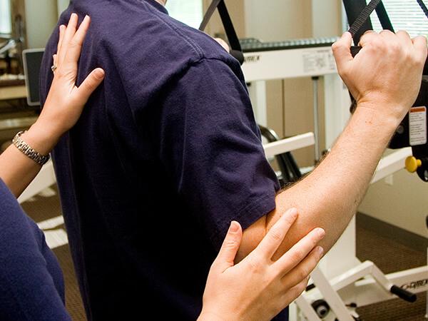 Shoulder PT for Instability