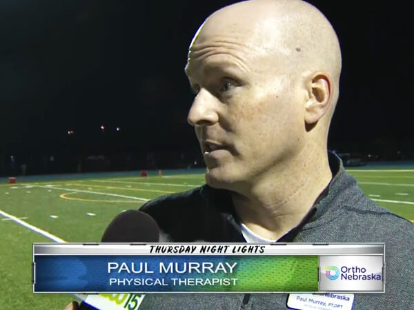 Paul Murray Interview