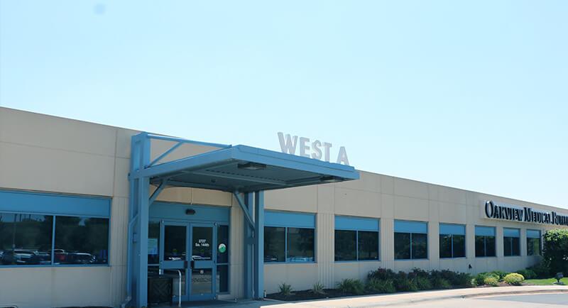 West A Entrance
