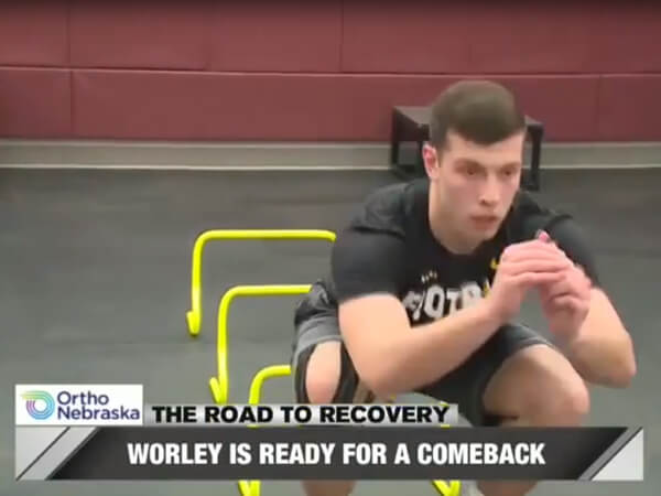 The Road to Recovery: Wyatt Worley
