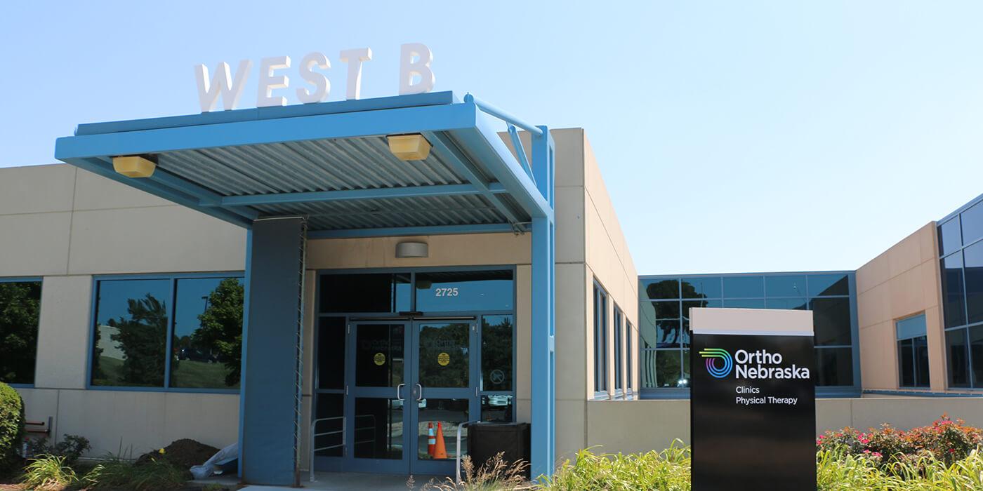 West B Entrance